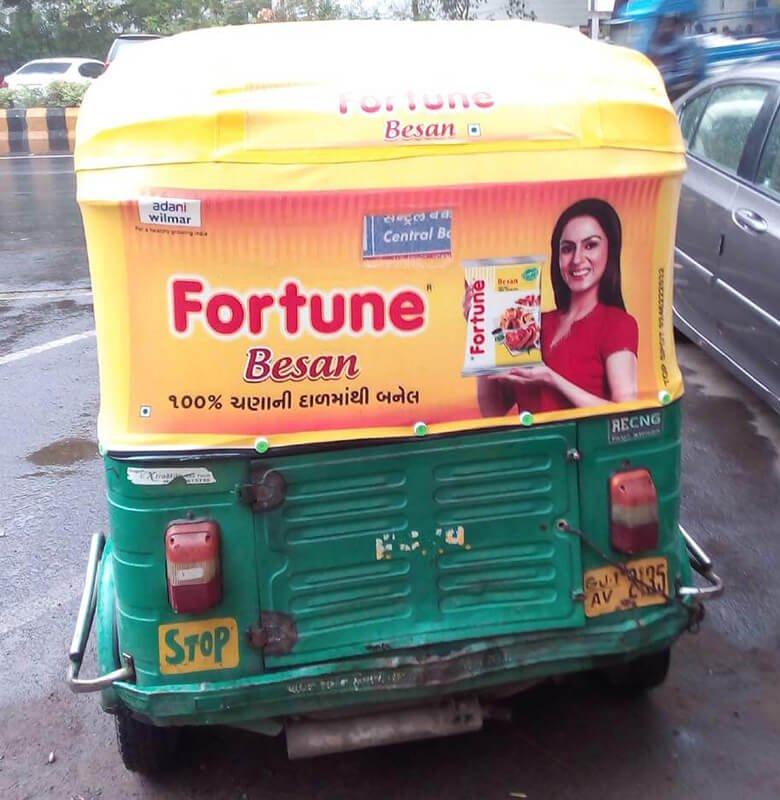 bus advertising agency