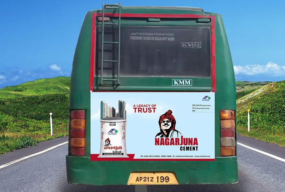 bus branding agencies in hyderabad