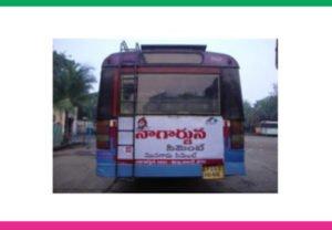 bus branding services in hyderabad