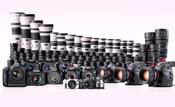 Camera equipment rental in Hyderabad | professional cameras on Hire