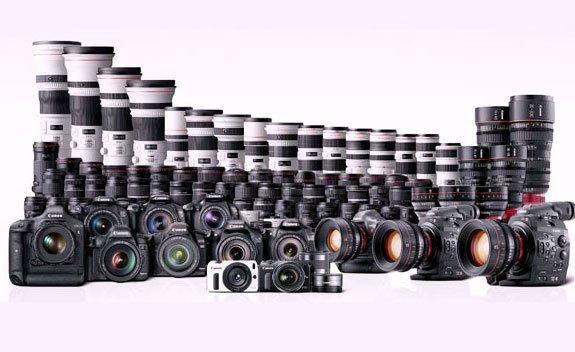 camera equipment rental in hyderabad, india