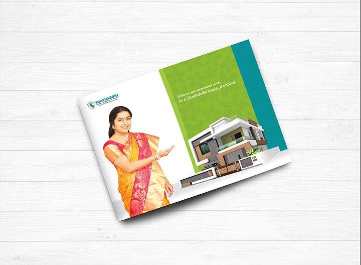 Creative brochure designing company in hyderabad