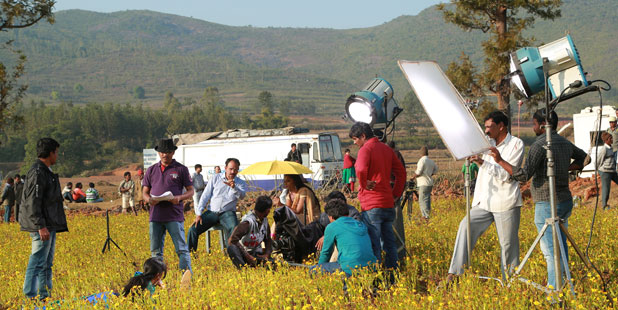Documentary film makers in India