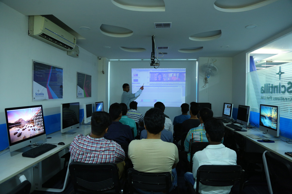 Photoshop and Final Cut Studio training institute in Hyderabad