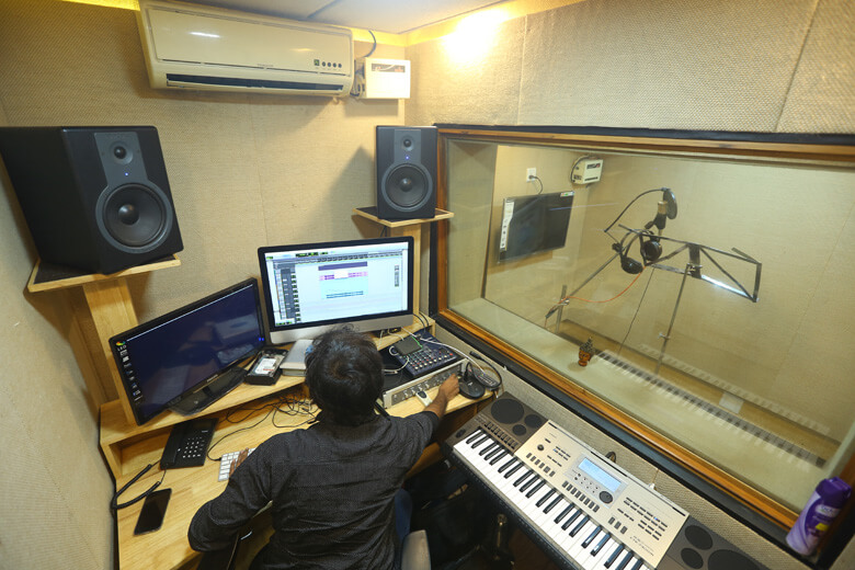 Top post production services in Hyderabad India